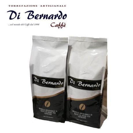 miscela in grani Di Bernardo Caffe 1